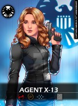 Agent-X-13