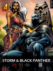 Storm-and-Black-Panther