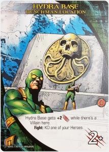 Location Hydra-Base